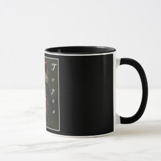 Vlad Tepes with name in Blackadder Mug