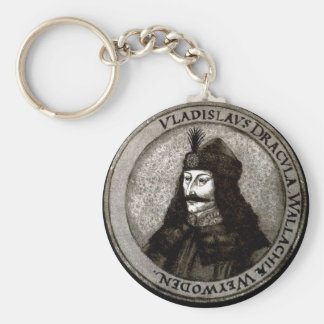 Vlad the Impaler Key Ring