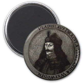 Vlad the Impaler Magnet