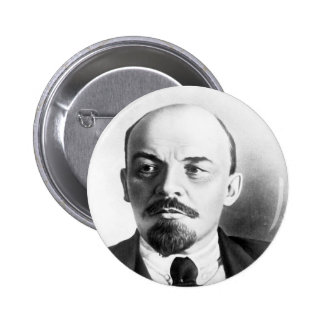 Vladimir Lenin 6 Cm Round Badge