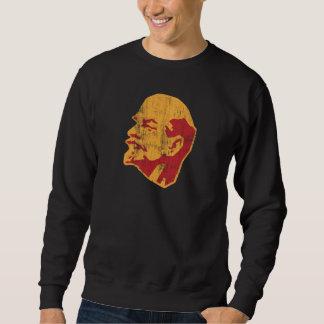 vladimir lenin cccp portrait sweatshirt