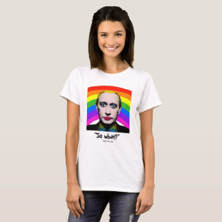 Vladimir Putin, 2018 T-Shirt