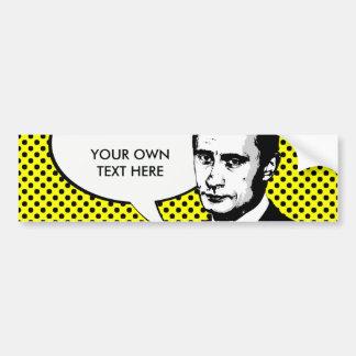 Vladimir Putin Bumper Sticker