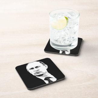 Vladimir Putin Drink Coasters