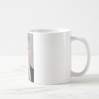 Vladimir Putin Gear Basic White Mug