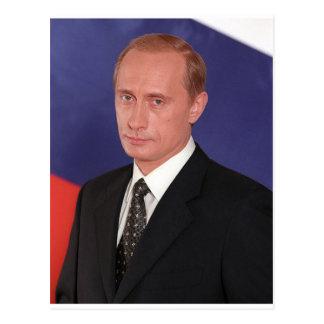 Vladimir Putin Gear Post Cards