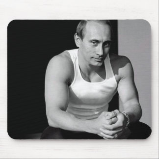 Vladimir Putin Mouse Pad