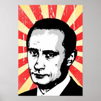 Vladimir Putin Posters