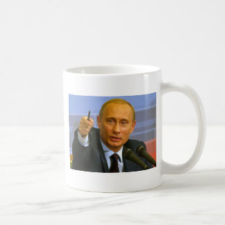 Vladimir Putin wants to give that man a cookie! Coffee Mug