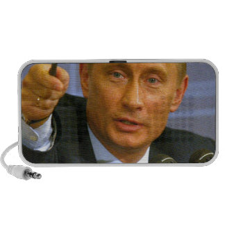 Vladimir Putin wants to give that man a cookie! Travelling Speaker