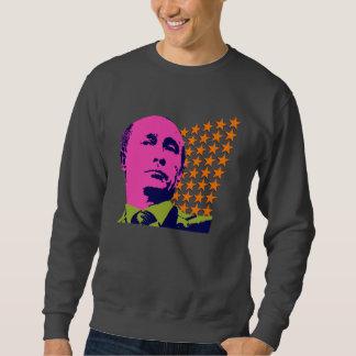 Vladimir Putin with Stars Pull Over Sweatshirts