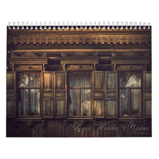 Vladstudio Calendar 2009 - Wooden Houses