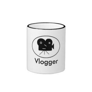 Vlogger mug by Canadian artist NastyGame