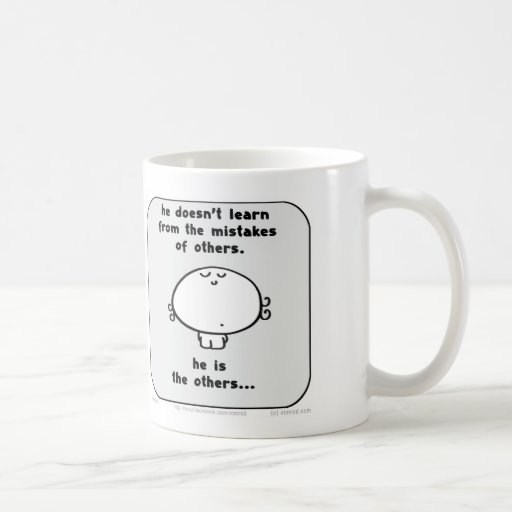 VM8608 vimrod mistakes of others Mugs