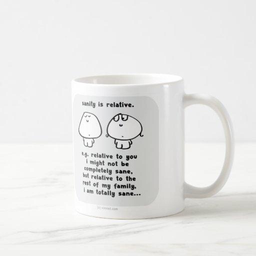 VM8614 vimrod sanity relative family Coffee Mug