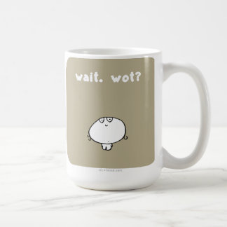 VM8625 vimrod wait what wot Basic White Mug