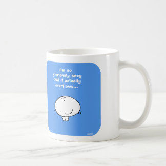 VM8660, vimrod, gloriously, overflows Basic White Mug