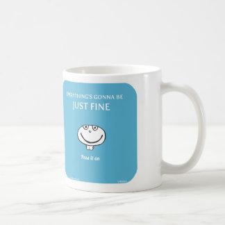 VM8668, vimrod, everything's gonna be just fine, o Basic White Mug