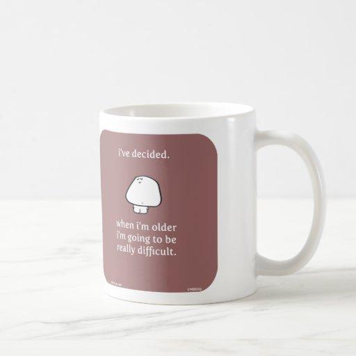 VM8669, vimrod, older, really difficult, grumpy Coffee Mug