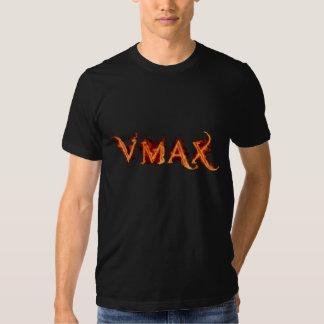 VMax Flames Tee Shirts