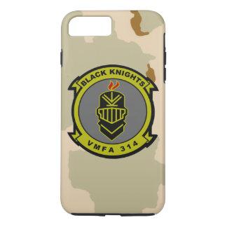 "VMFA-314 ""Black Knights"" Desert Camo iPhone 7 Plus Case"