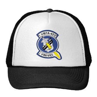 VMFA 451 WARLORDS HAT