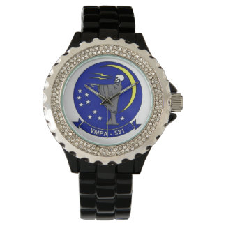 "VMFA-531 ""Grey Ghosts"" Watch"