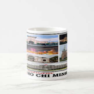 VN Vietnam - Ho Chi Minh - Coffee Mug