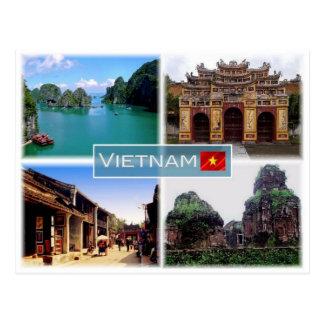VN Vietnam - Postcard