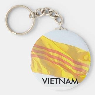 VNCH Flag_4_1 Key Ring