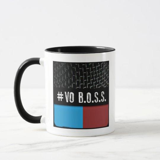 VO B.O.S.S. 2T Mug - Rock Your Business