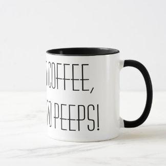 VO Peeps Coffee Mug