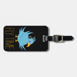 """VO Peeps """"Fly Time"""" Luggage Tag"""
