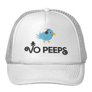 VO Peeps Trucker Hat - simple