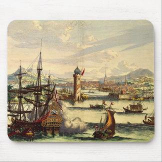 VOC Amsterdam Le Habana 1770, Dutch East India Mouse Mat