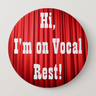 Vocal Rest Button