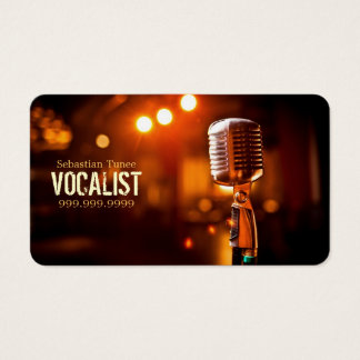 Vocalist, Singer, Performer, Music, Lessons Mic