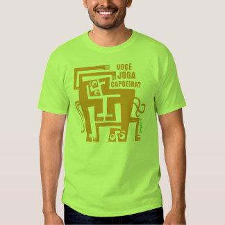 Você Joga Capoeira? Tees