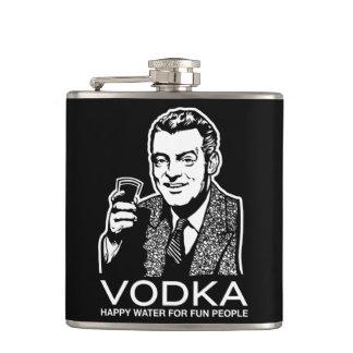 Vodka Flask