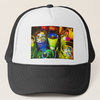 Vodka Martini Trucker Hat