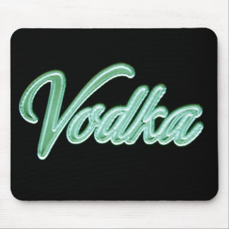 Vodka Mouse Pad