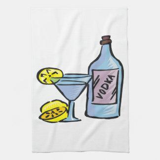 Vodka Tea Towel