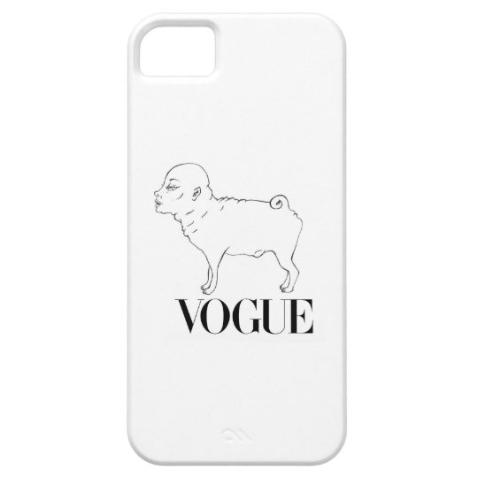 Vogue Bitch iPhone 5 Covers