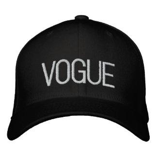Vogue snap back cap fashion hat