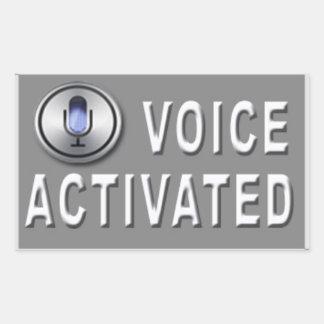 Voice Activated Prank Sticker (4 Pack)