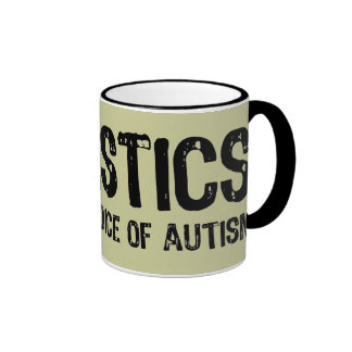 Voice of Autism Mugs