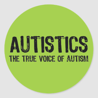 Voice of Autism Stickers