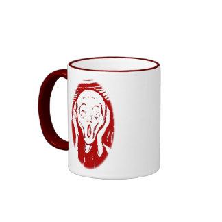 Voice Teacher Ringer Mug