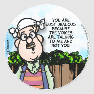 Voices Stickers