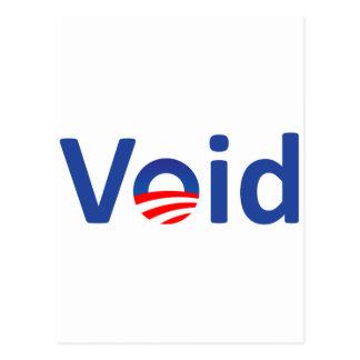 void postcard